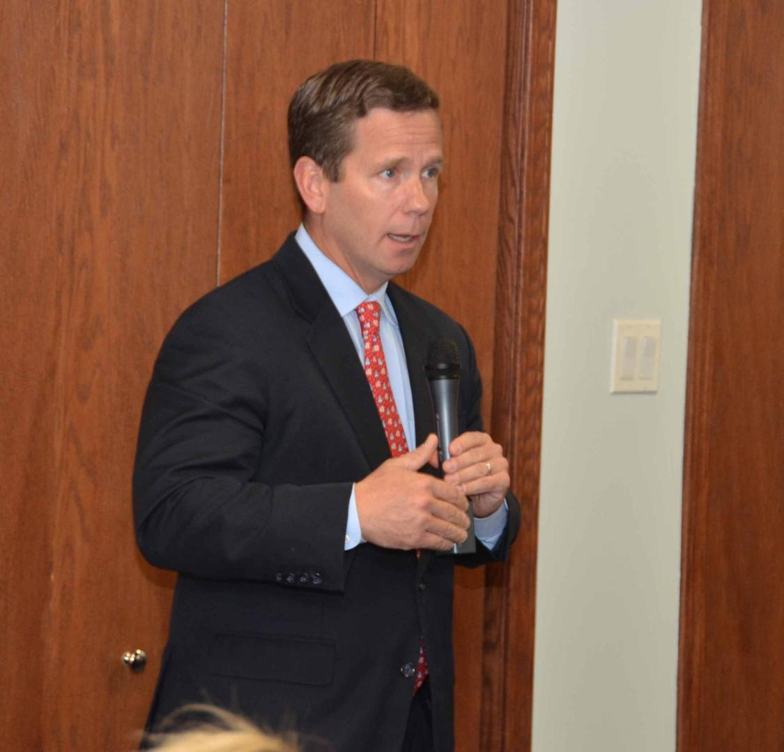 Rep. Robert  Dold and Disability Advisory Board Tour