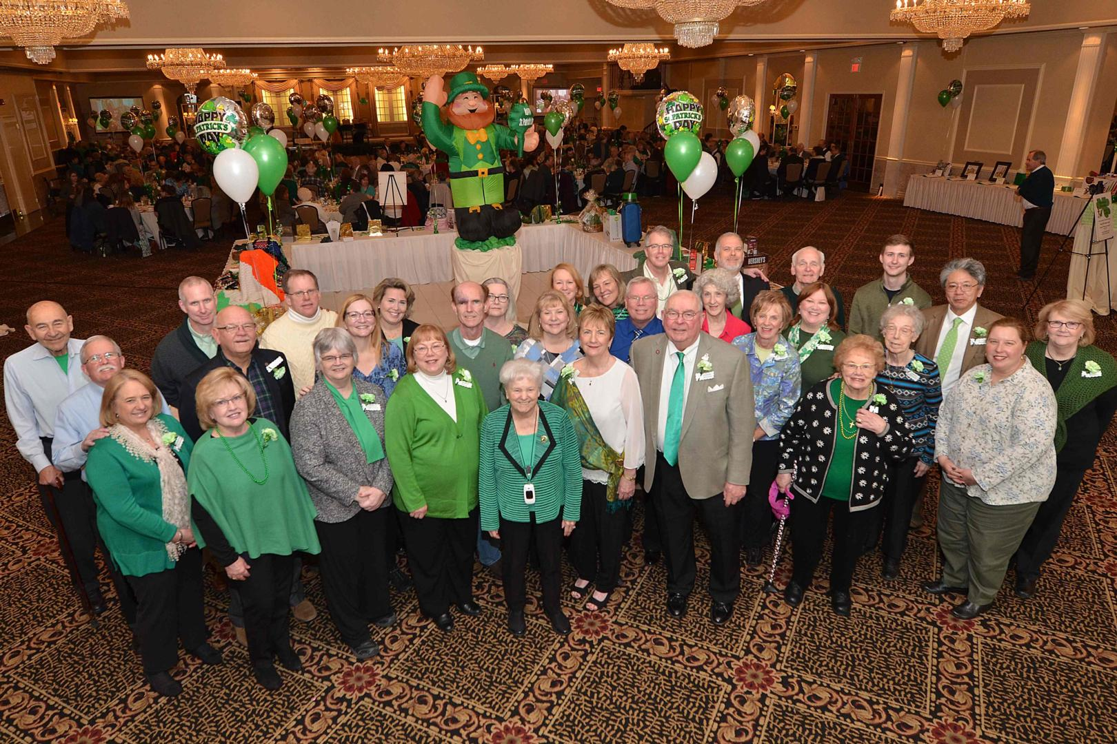 Irish Fest 20th Emerald Anniversary