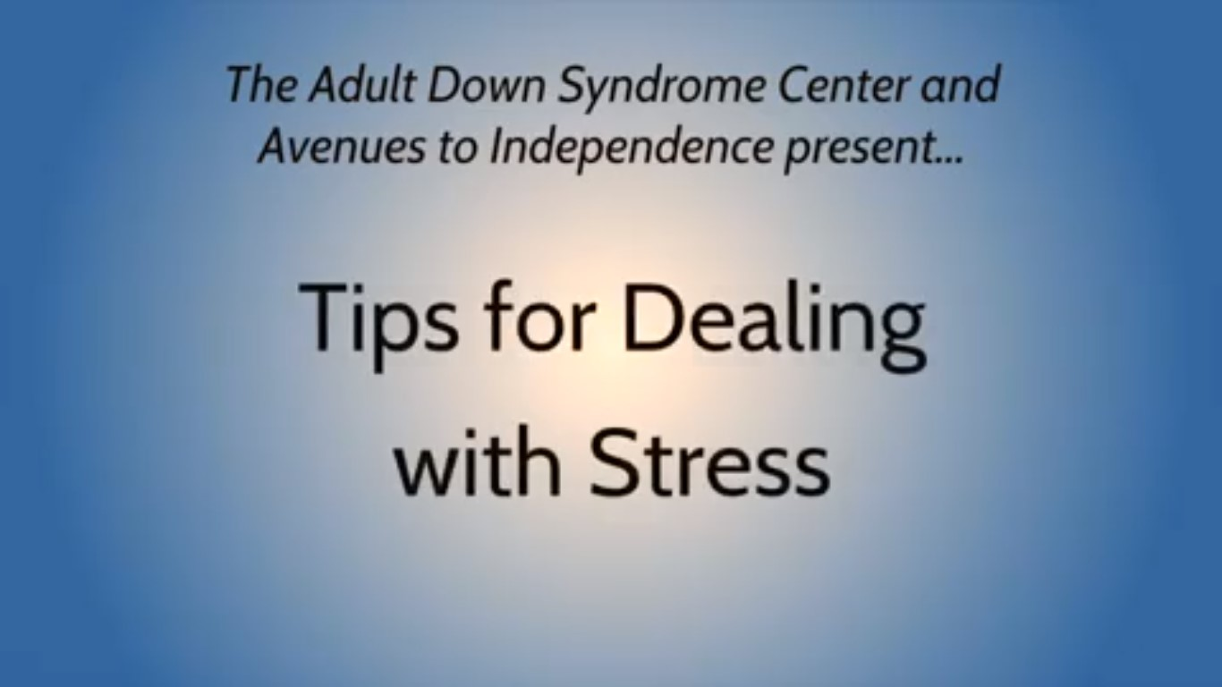 Tips for Dealing with Stress with Cindy and Nora