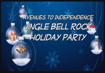 Jingle Bell Rock Holiday Party Video