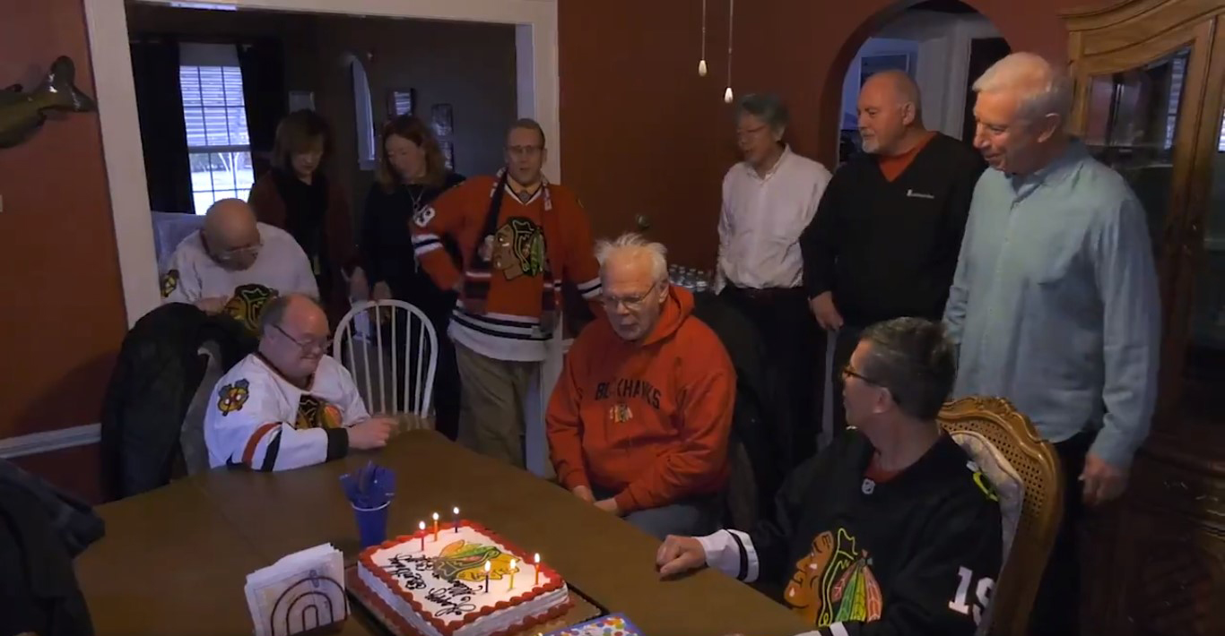 Chicago Blackhawks Random Acts of Kindness