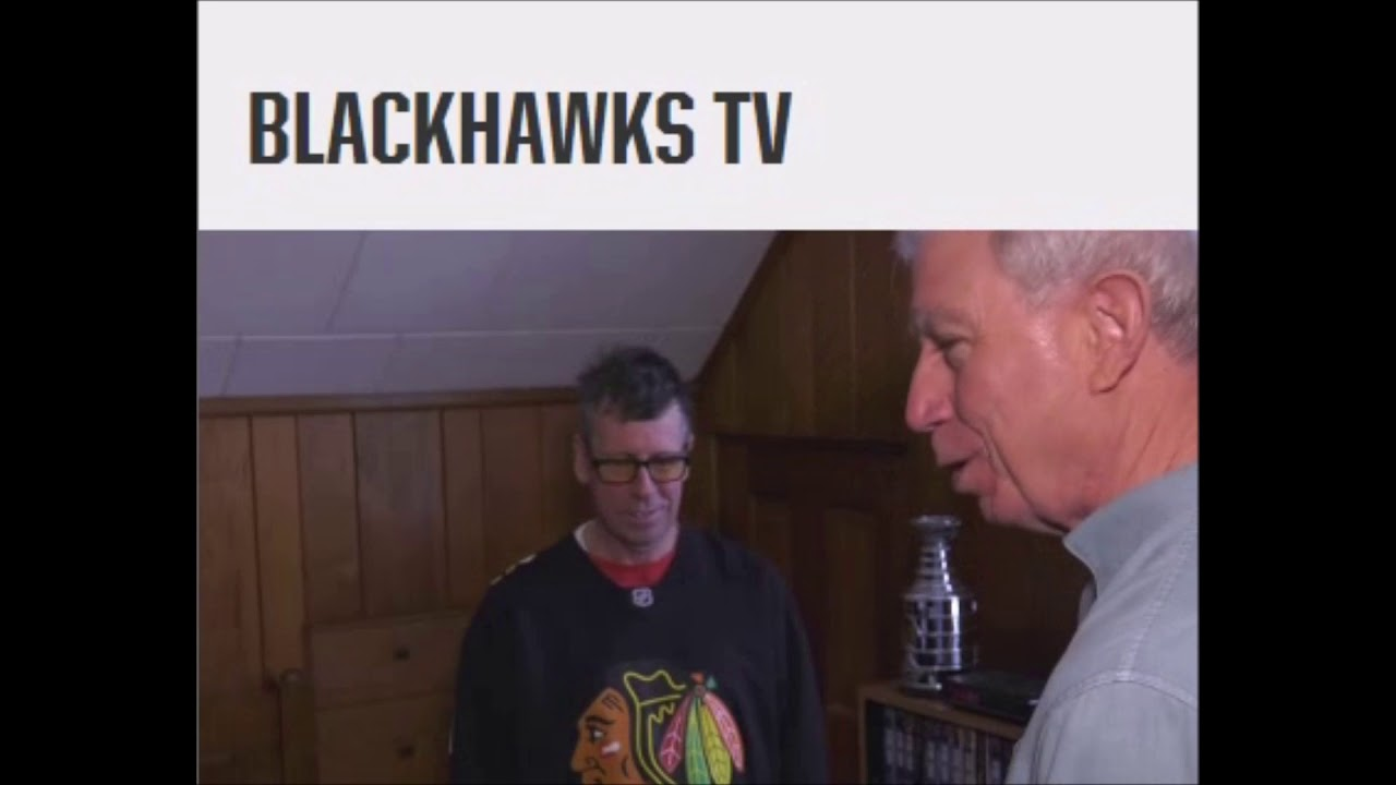 Blackhawks TV features Avenues to Independence