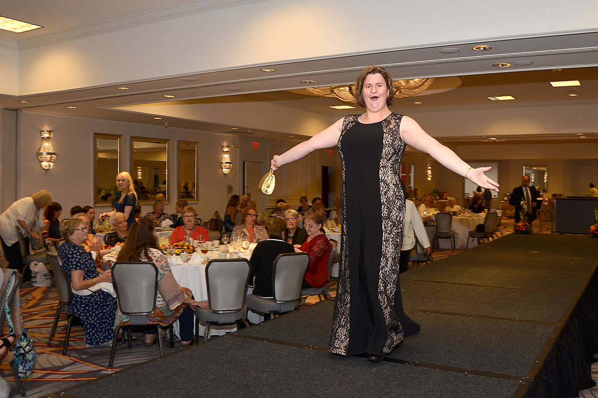 2019 Beyond the Runway Tea and Fashion Show