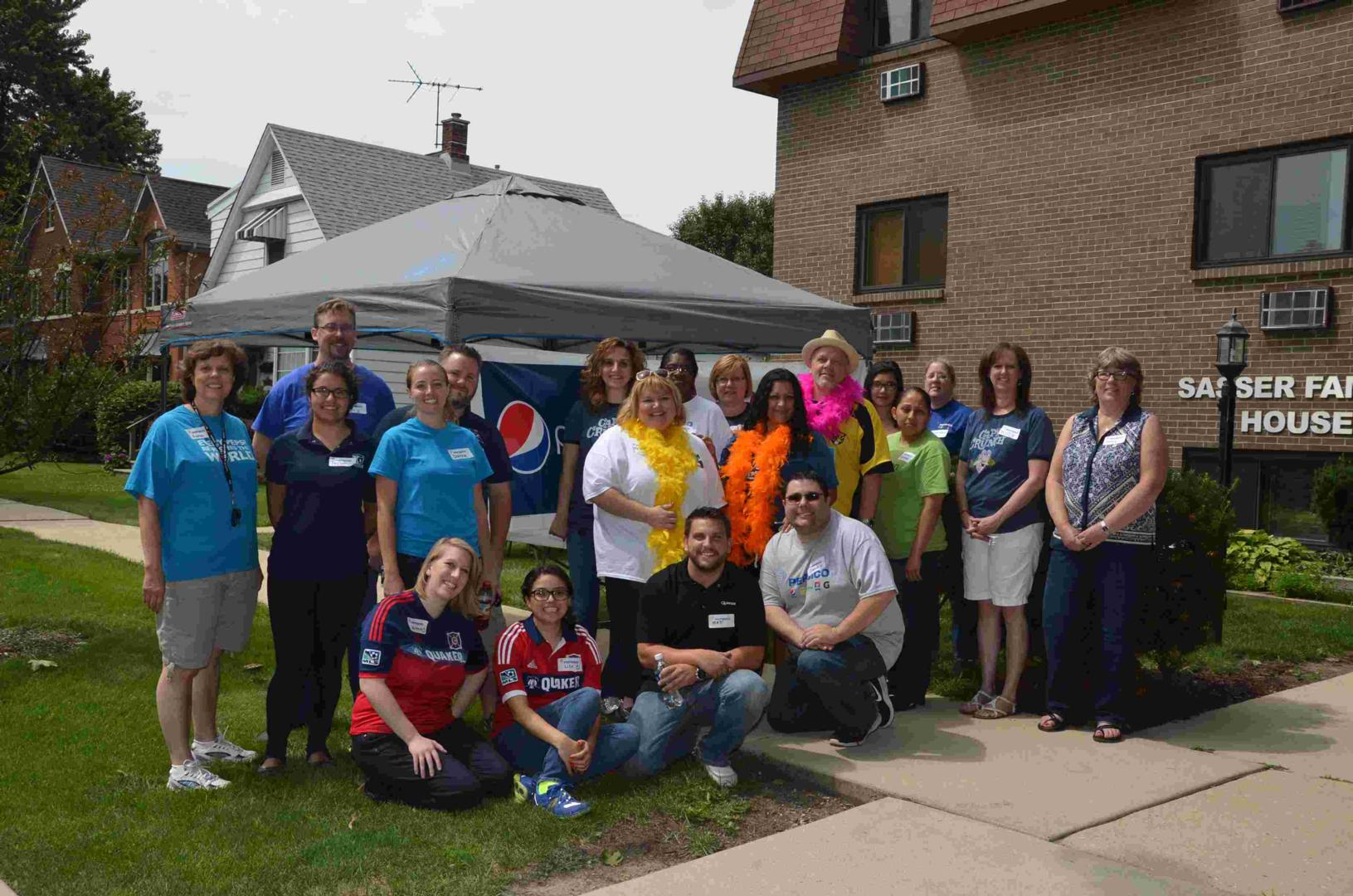 Pepsico EnAble Picnic